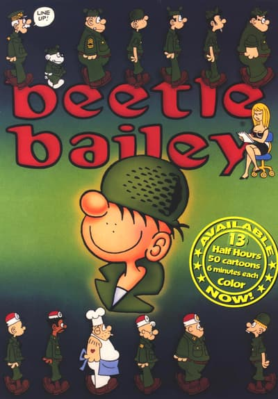 Beetle Bailey Free TV Series Poster Image