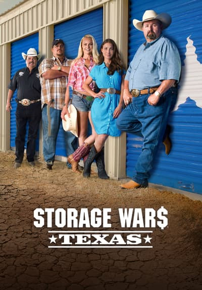 Storage Wars: Texas S04:E22 - Welcome to the World of Sonny Monday Free TV Episode Poster Image