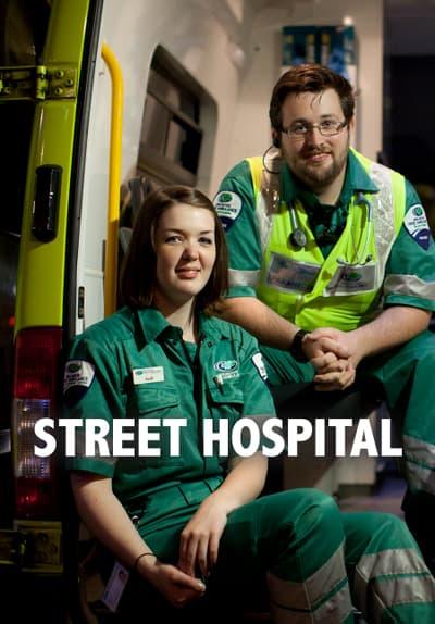 Street Hospital Free TV Series Poster Image