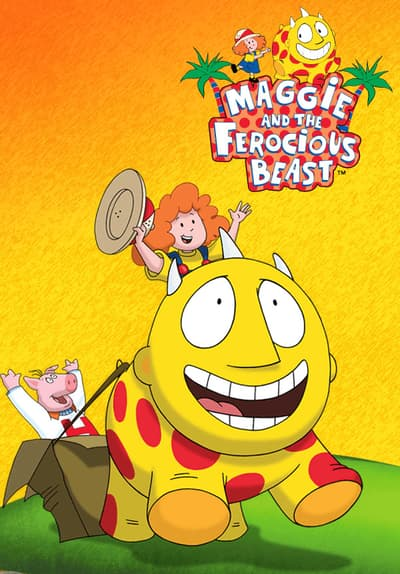 Maggie and the Ferocious Beast S01:E07 - Sun Spots / Say Cheese / Sailing Away Free TV Episode Poster Image