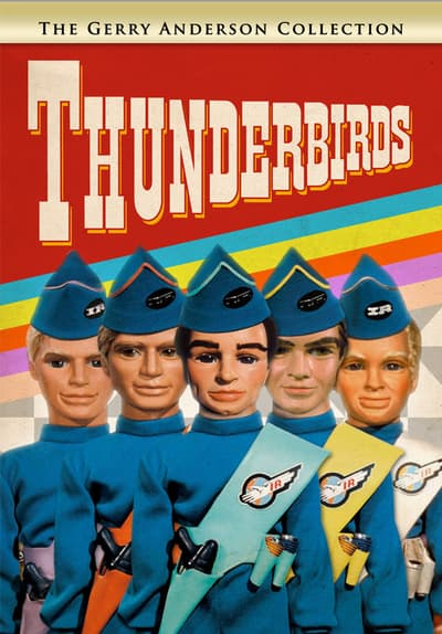 Gerry Anderson: Thunderbirds S01:E20 - The Man From MI5 Free TV Episode Poster Image