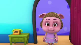 Baby Shark & More Kids Songs - Loco Nuts Nursery Rhymes on FREECABLE TV