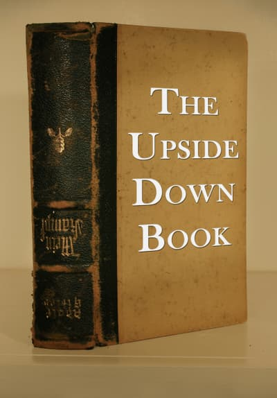 The Upside Down Book