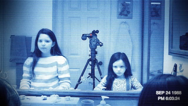 Paranormal Activity 3 on FREECABLE TV