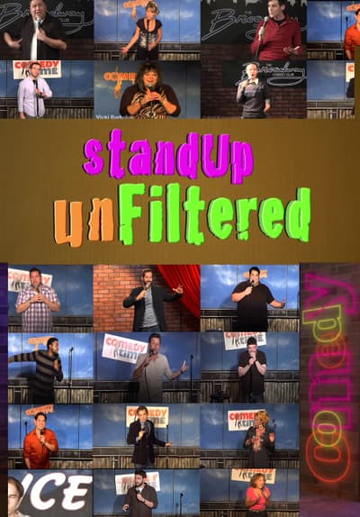 Stand-Up Unfiltered Free TV Series Poster Image