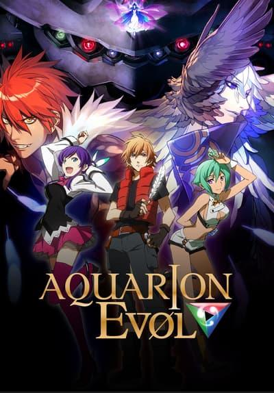 Aquarion EVOL Free TV Series Poster Image