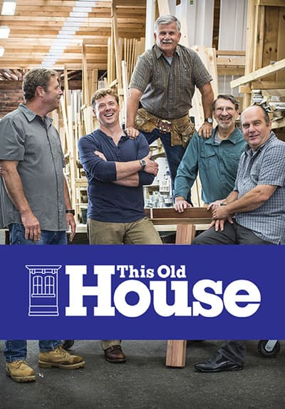 This Old House Free TV Series Poster Image