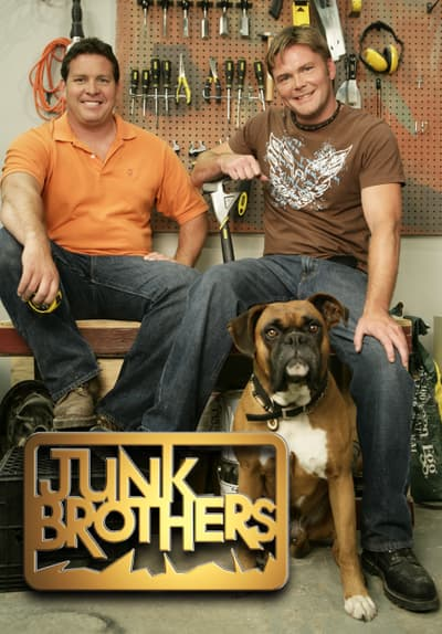 Junk Brothers S01:E1012 - The Recliner & the Bed Frame Free TV Episode Poster Image