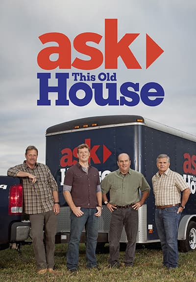 Ask This Old House S12:E14 - Ask TOH | Post Rot, Dehumidifier Free TV Episode Poster Image