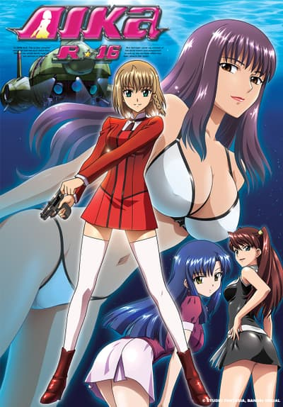 AIKa R-16: VIRGIN MISSION (Dubbed) Free TV Series Poster Image