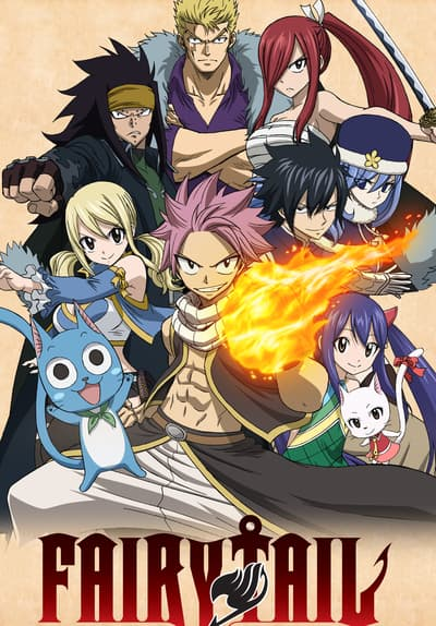 Watch Fairy Tail Online for Free | Stream Full Episodes | Tubi
