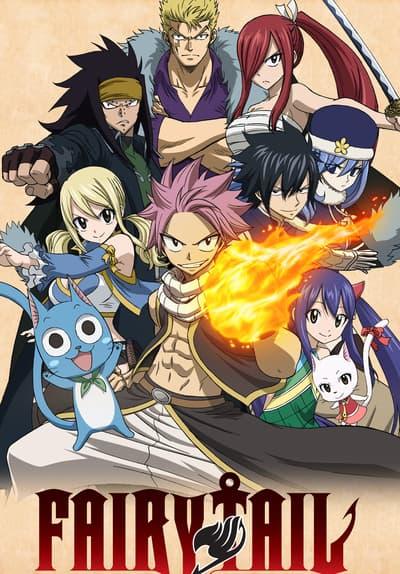 Watch Fairy Tail Free Tv Series Full Seasons Online Tubi