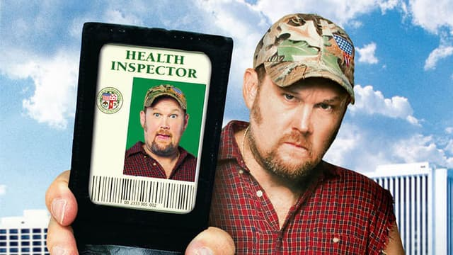 Larry the Cable Guy: Health Inspector on FREECABLE TV