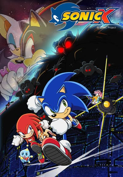 Sonic X S01:E30 - Head's Up, Tail Free TV Episode Poster Image