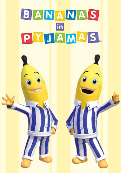 Bananas in Pyjamas Animated Series S01:E50 - Banana Phones Free TV Episode Poster Image