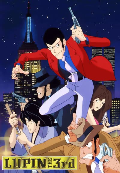 Lupin the 3rd Part 2 S02:E114 - The Secret of the First Supper Free TV Episode Poster Image