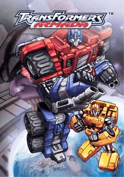 Transformers: Armada S01:E13 - Swoop Free TV Episode Poster Image