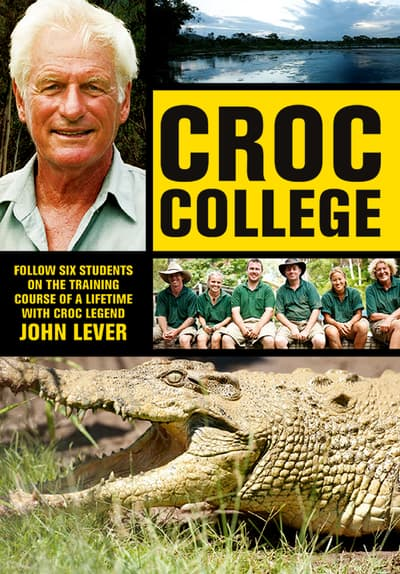 Croc College Free TV Series Poster Image