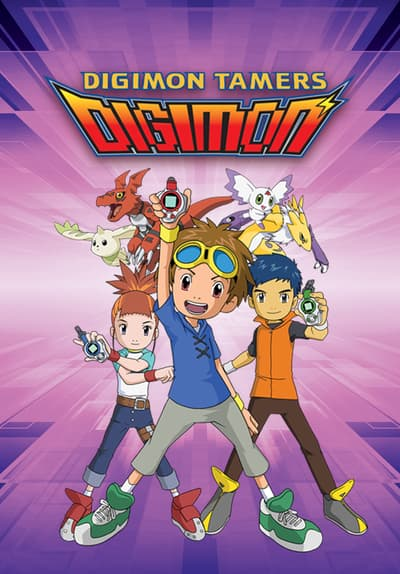 Digimon Tamers Serien Stream