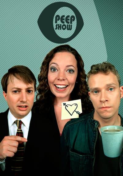 Peep Show Free TV Series Poster Image
