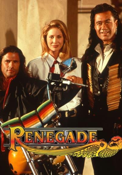 Renegade Free TV Series Poster Image