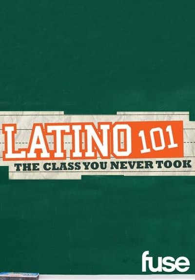 Latino 101 Free TV Series Poster Image