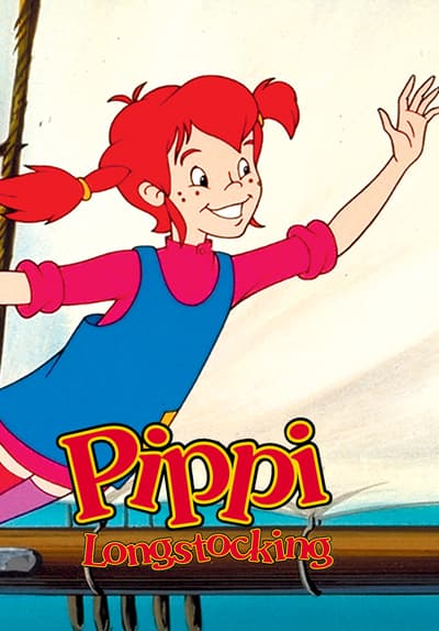 Pippi Longstocking S01:E22 - Pippi Finds a Mysterious Footprint Free TV Episode Poster Image