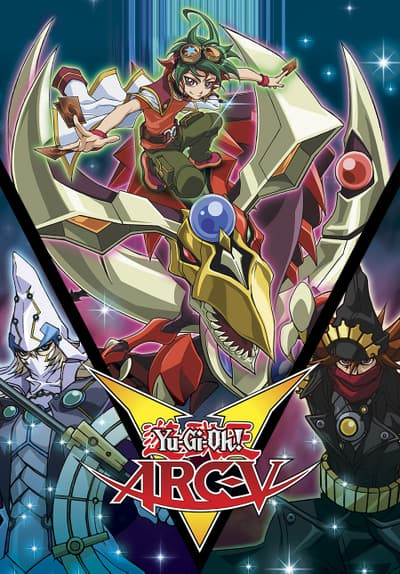 Yu-Gi-Oh! ARC-V S01:E04 - Trade Bait: Part 2 Free TV Episode Poster Image