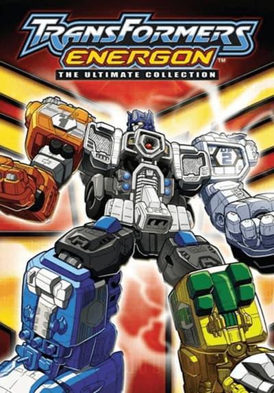 Transformers Energon S01:E01 - Cybertron City Free TV Episode Poster Image