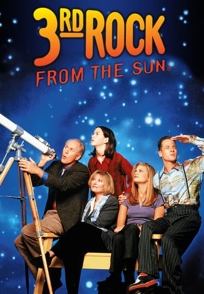 3rd Rock From the Sun S01:E13 - Angry Dick Free TV Episode Poster Image