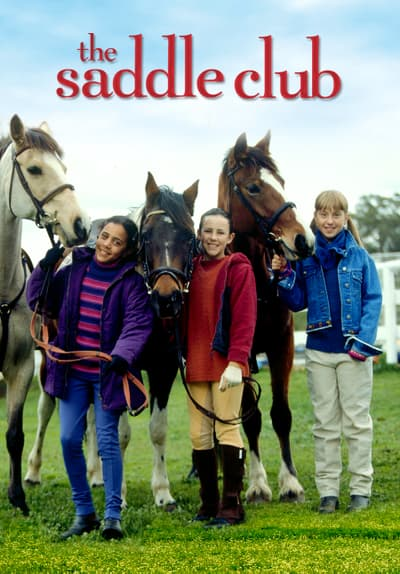 The Saddle Club S01:E23 - Jump Off Free TV Episode Poster Image