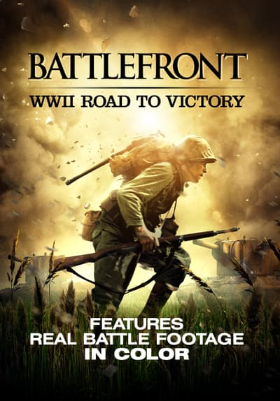Battlefront - WWII: Road To Victory S01:E25 - D-Day (June 6,1944) Free TV Episode Poster Image
