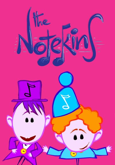 Watch The Notekins S01:E02 - Time for Music TV Series Free