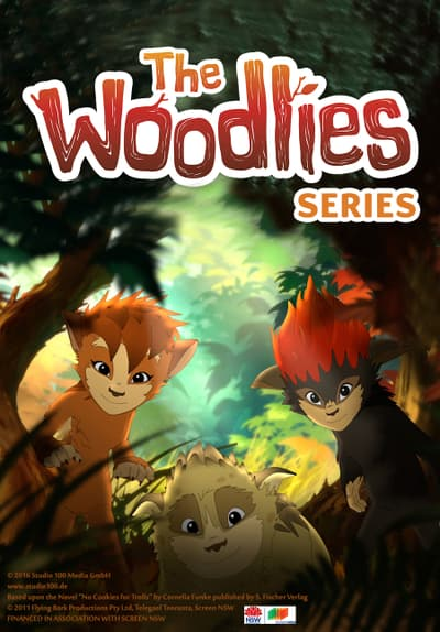 The Woodlies S01:E09 - Healing the Healer Free TV Episode Poster Image