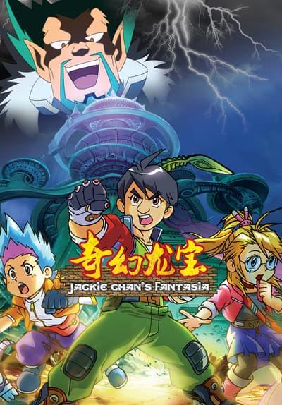 Jackie Chan's Fantasia S01:E04 - Episode 4 Free TV Episode Poster Image