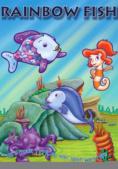 Rainbow Fish Full Movie Poster Image