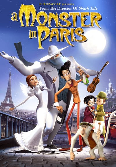 watch a monster in paris 2011 full movie free online on tubi free streaming movies. Black Bedroom Furniture Sets. Home Design Ideas