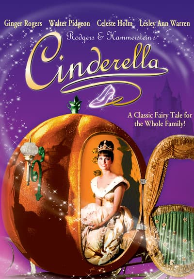 Watch Rodger and Hammerstein's Cinderella (1965) Full Movie Free Online on Tubi | Free Streaming ...