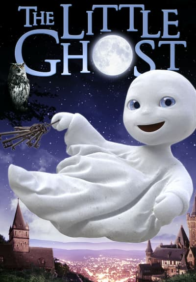 The Little Ghost Full Movie Poster Image