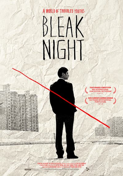 Bleak Night Full Movie Poster Image