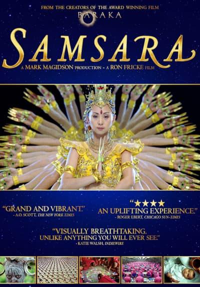 Watch Samsara (2011) Full Movie Free Streaming Online | Tubi