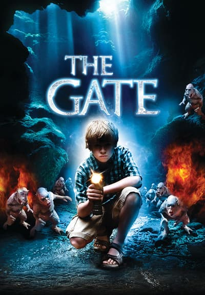 The Gate Full Movie Poster Image