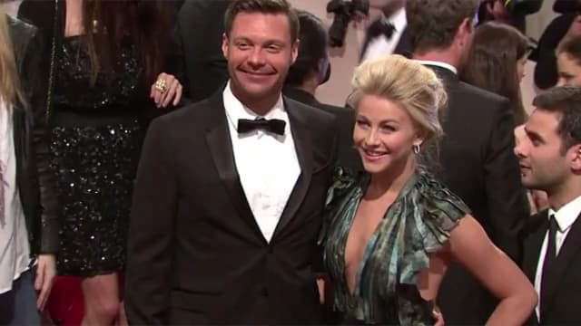 Watch Ryan Seacrest Gives a Sweet On-Air Congratulations ...
