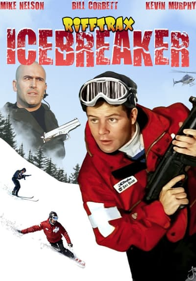 RiffTrax: Icebreaker Full Movie Poster Image