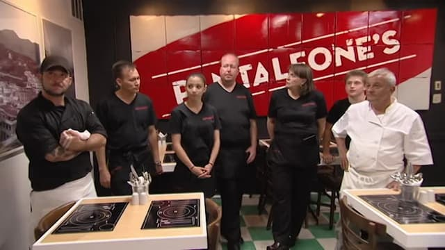 Watch Kitchen Nightmares S06:E02 - Pantaleone's Free TV   Tubi