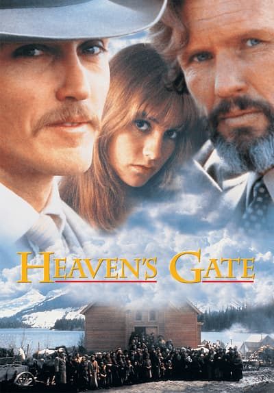 Heaven's Gate Full Movie Poster Image