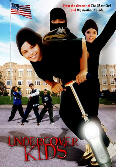 Watch Undercover Kids (2004) Full Movie Free Online on ...