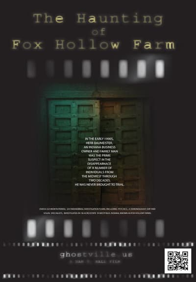 The Haunting of Fox Hollow Farm Full Movie Poster Image