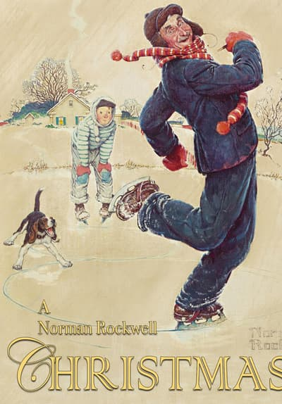 A Norman Rockwell Christmas Story Full Movie Poster Image