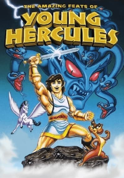 The Amazing Feats of Young Hercules Full Movie Poster Image